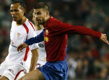 Barca dung Sevilla o cup nha Vua hinh anh