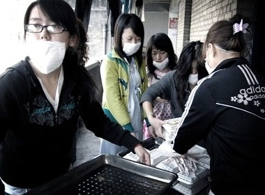 Tam su cua SV trong khu cach ly cum A/H1N1 hinh anh