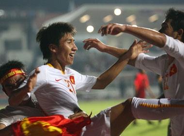 'U23 Viet Nam vo dich neu chien thang duoc chinh minh' hinh anh
