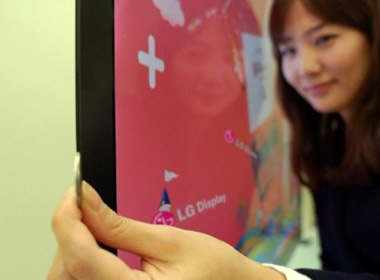 LG se ra mat TV LCD mong nhat the gioi hinh anh