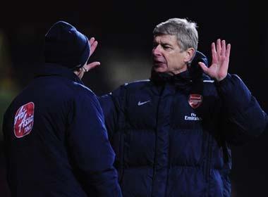 Wenger: 'Uoc gi Arsenal duoc thua nhu MU' hinh anh