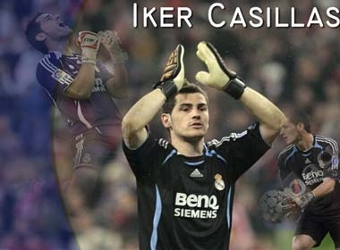 Iker Casillas – thu mon xuat sac nhat nam 2009 hinh anh