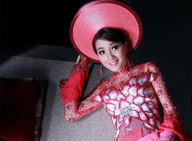 Hoang Thi Yen: Noi tieng la nho... ong xa hinh anh