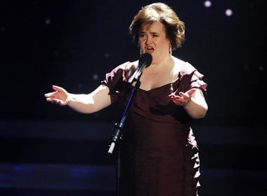 Susan Boyle bi ghe lanh vi thieu hap dan hinh anh
