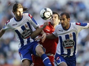 Deportivo - Sevilla: Chung ket som o Riazor hinh anh