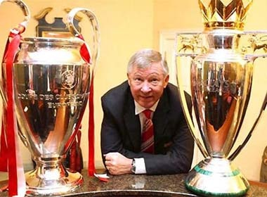Alex Ferguson – HLV xuat sac nhat moi thoi dai hinh anh