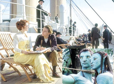 'Avatar' va 'Titanic' - phim nao 'khung' hon? hinh anh