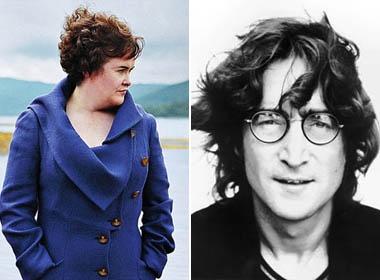 Susan Boyle se chet nhu John Lennon? hinh anh
