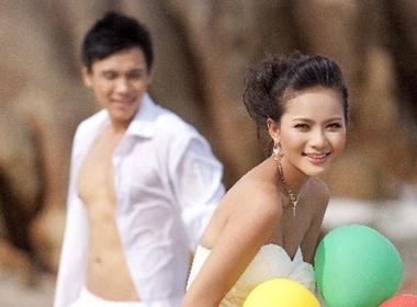 Nhu Thao lang man ben Viet Cuong hinh anh