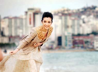 Ly Bang Bang dong canh nude cung my nhan Han Quoc hinh anh