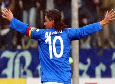 Roberto Baggio va cuoc song an sy hinh anh