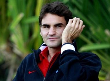 Bi viem phoi, Federer rut khoi Dubai mo rong hinh anh