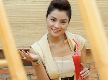 Vu Thu Phuong mo quan tim binh an hinh anh