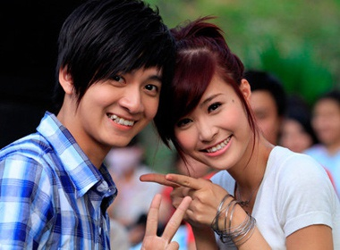 Ngo Kien Huy: Chi 'than' voi Dong Nhi? hinh anh