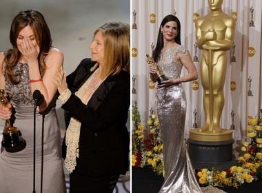 Nhung ky luc thu vi nhat Oscar 2010 hinh anh