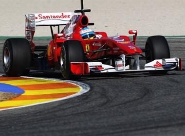 F1 mua giai 2010: Su tro lai cua nhung nha Vua hinh anh
