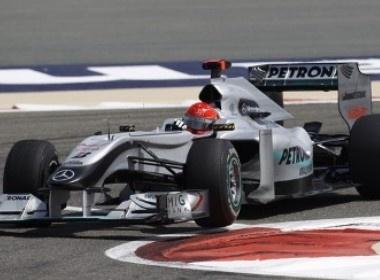Khai mac Formula One 2010: Sakhir nong bong hinh anh