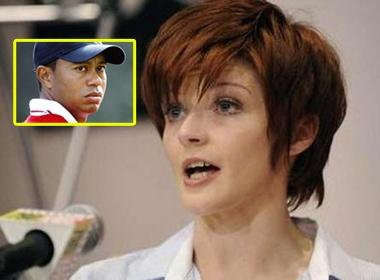 Tiger Woods vua tai xuat, lai bi cuu sao khieu dam 'vach mat' hinh anh