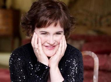 Susan Boyle thanh trieu phu sau sinh nhat hinh anh