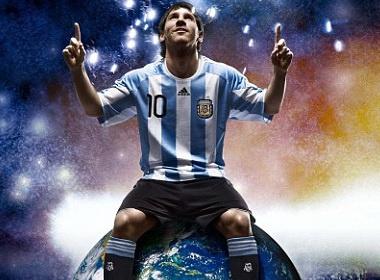 Messi – cau thu 'kiem tien' so 1 the gioi hinh anh