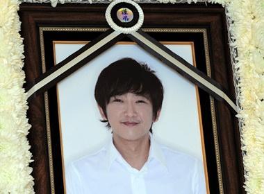 Sao Han tiec thuong em trai Choi Jin Shil hinh anh