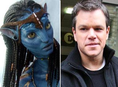 Matt Damon 'tiec' Avatar hinh anh