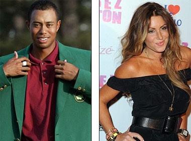 Tiger Woods chi 10 trieu USD de 'bit mieng' nguoi tinh hinh anh
