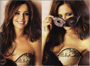 Cheryl Cole tiep tuc duoc bau la nguoi mac dep nhat hinh anh