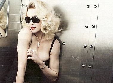 Madonna: Nghe si duoc nghe nhieu nhat thap ky hinh anh