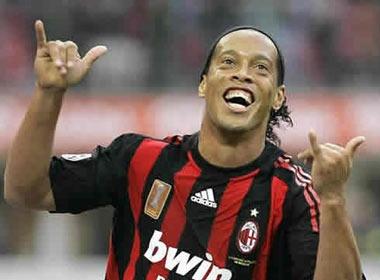 Ronaldinho can nhac kha nang toi Anh choi bong hinh anh