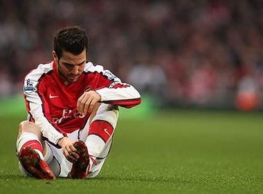 Tu bo thuong vu Fabregas, Barca 'choi dep' voi Arsenal hinh anh