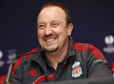 Juve rai tham do don HLV Rafa Benitez hinh anh