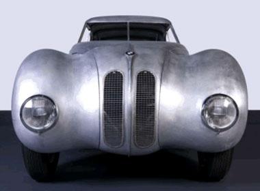 BMW phuc che 'huyen thoai' 328 Mille Miglia hinh anh