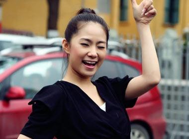 Khoanh khac 'hip mat' cua Luong Bich Huu hinh anh