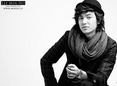 Lee Min Ho dang yeu trong quang cao sua hinh anh