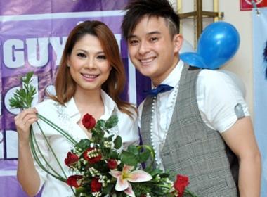 Thanh Thao mung sinh nhat Justin Nguyen hinh anh