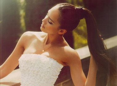 Jessica Alba: Thien than trong nang hinh anh