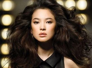 Song Hye Kyo 'phat tuong' hinh anh