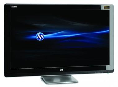 Loat man hinh LCD do phan giai 1080p cua HP hinh anh