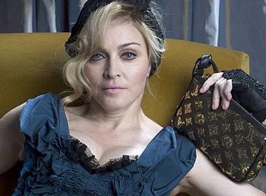 Madonna khi khong Photoshop hinh anh