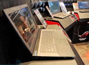 Laptop WirelessHD dau tien tren the gioi hinh anh
