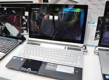 Can canh laptop gianh giai vang thiet ke sang tao Computex 2010 hinh anh