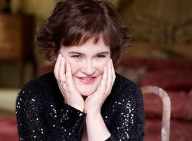 Susan Boyle da lo xong tang le cho minh hinh anh