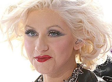 Co mot Christina Aguilera rat 'xau xi' hinh anh