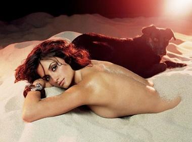 Penelope Cruz da co bau hinh anh