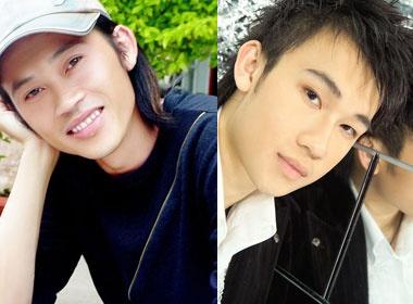 Duong Trieu Vu nguong mo anh trai Hoai Linh hinh anh