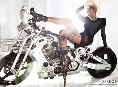 Beyonce 'ngau' cung xe khung hinh anh