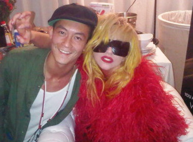 Tran Quan Hy muon hop tac voi Lady Gaga? hinh anh