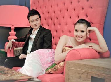 Quang Vinh dep doi cung hoa hau hinh anh