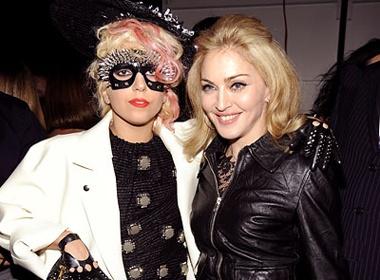 Madonna di tour cung Lady GaGa hinh anh